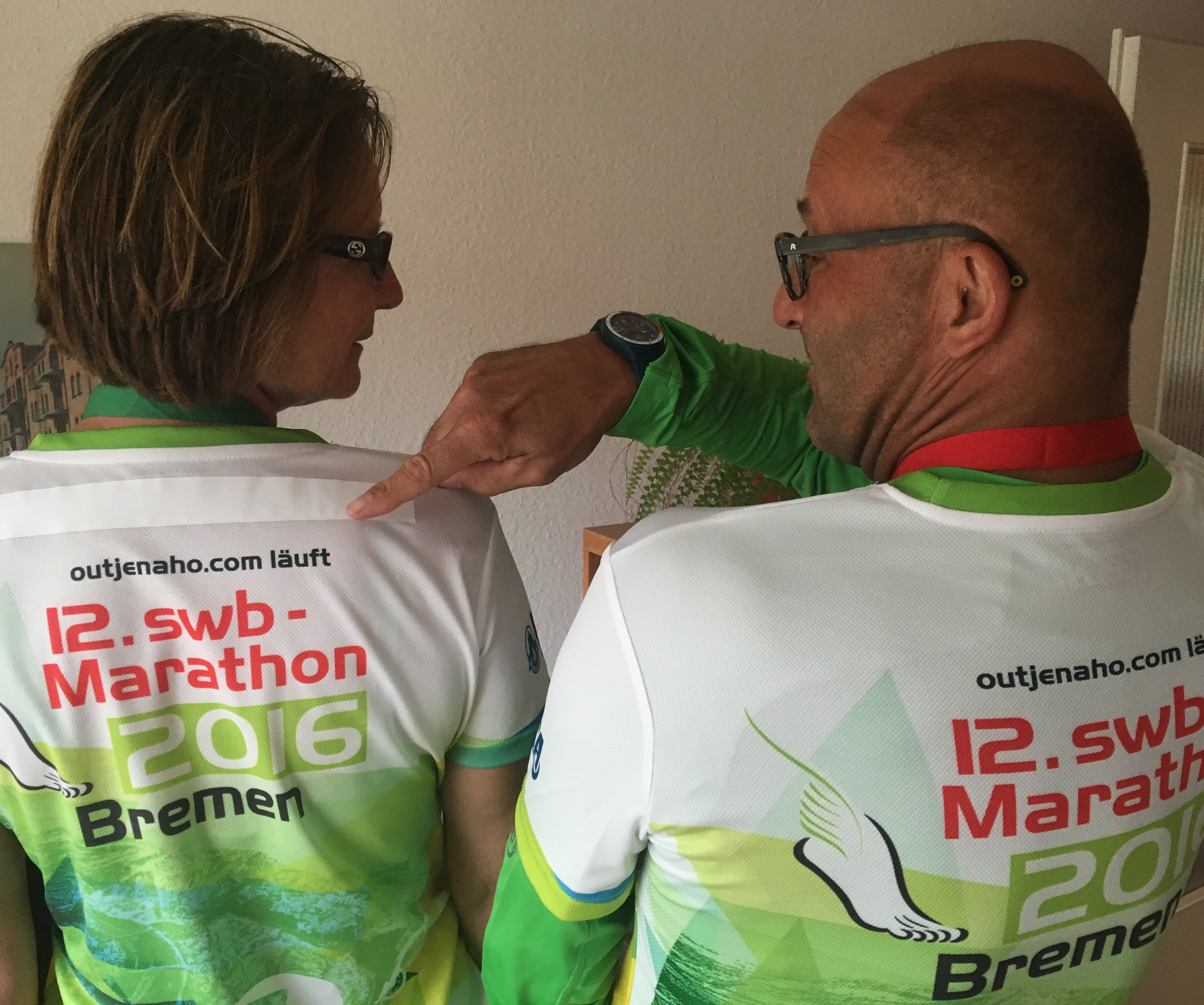 Outjenaho-Marathon-Team